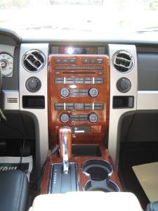 2010 F-150 Center Stack (Dash)