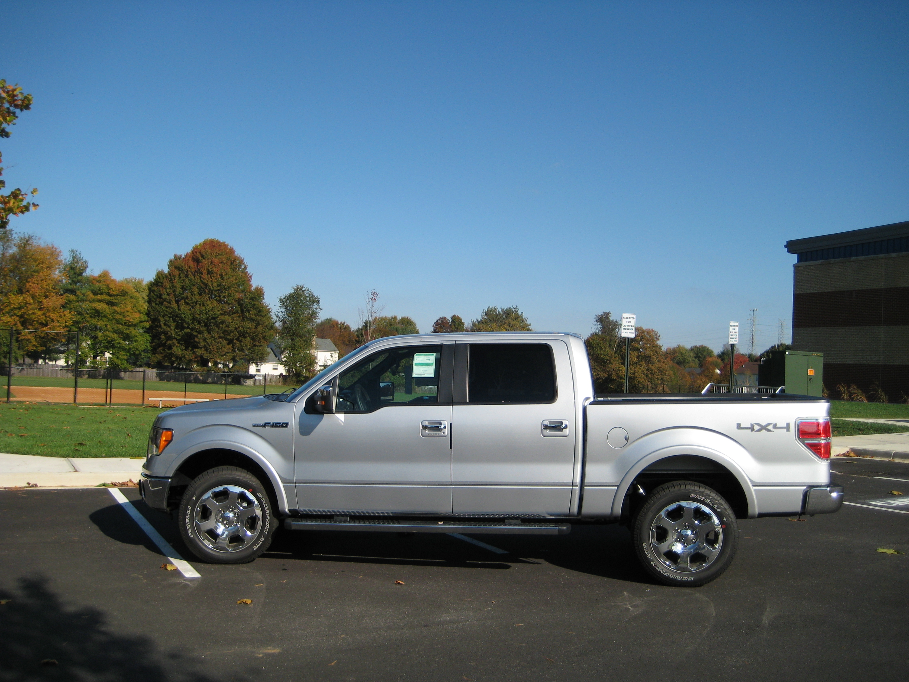Review 2010 Ford F 150 171 Road Reality