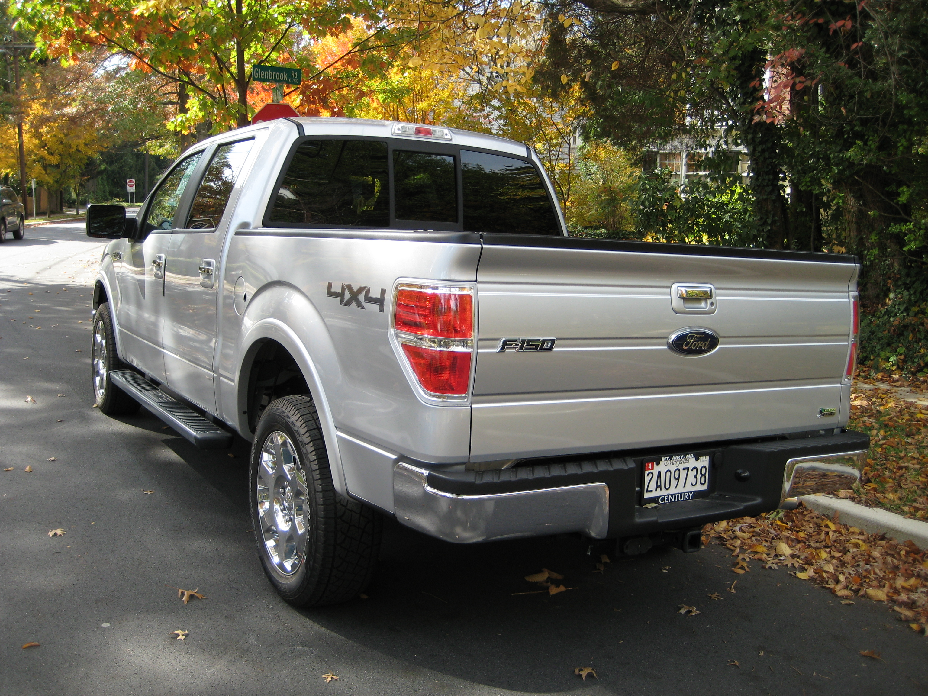 2010 ford f150 4 6 towing autos weblog. Black Bedroom Furniture Sets. Home Design Ideas