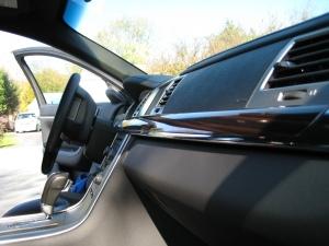 2009 Lincoln MKS Dash (2)