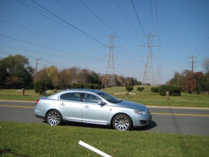 2009 Lincoln MKS Profile