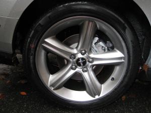 2010 Mustang GT Wheel
