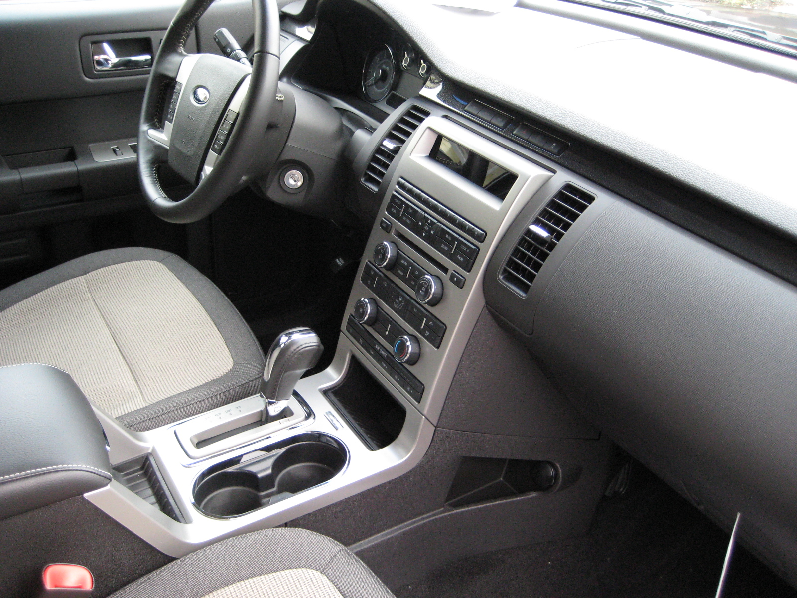 ford flex interior parts